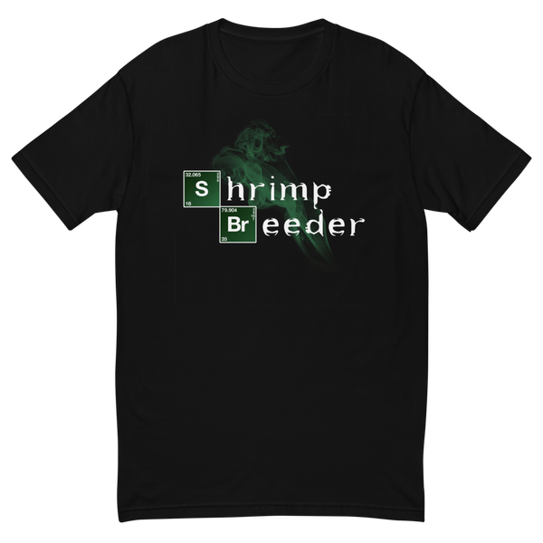 AquaGear Garnelen-Shirt Breaking Shrimp Breeder Herren | Slim Fit